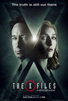 """X-Files"" série TV"