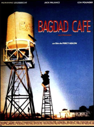 """Badgdad Café"" film"