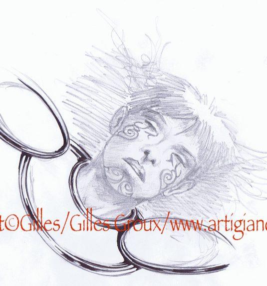 Artisans que Gilles,, soutient