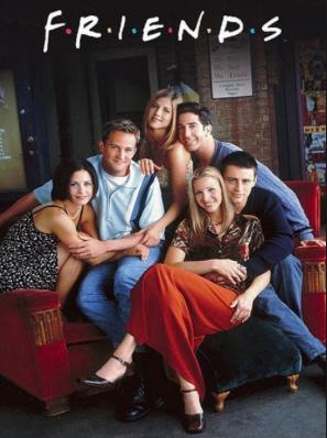 """Friends"" série TV"