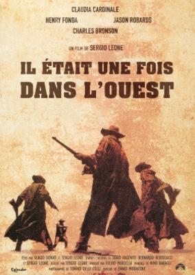 """""""Il était une fois dans l'Ouest"""" Film"""