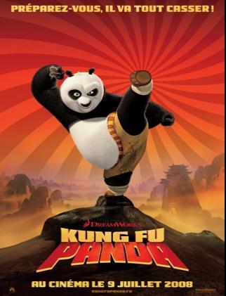 """Kung-Fu Panda"" Film I-II-III"