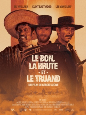 """""""Le Bon, La Brute et Le Truand"""" Film"""