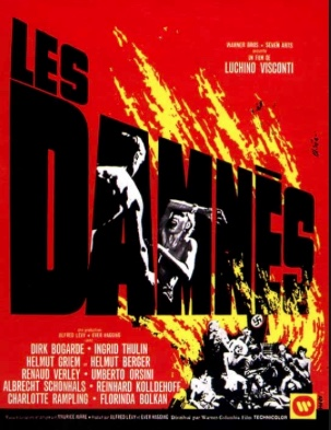 """Les Damnés"" Film"