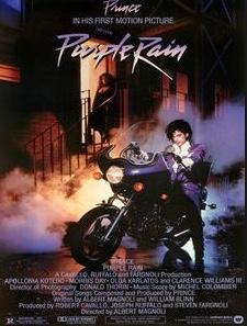 """Purple Rain"" Film"
