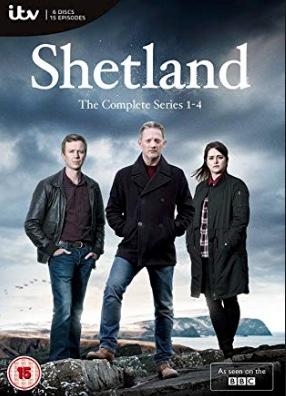 """""""Shetland"""" série TV"""