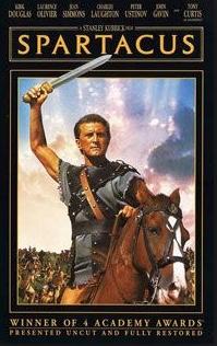 """""""Spartacus"""" Film"""