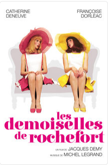 """""""Les Demoiselles de Rochefort"""" Film"""