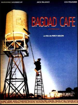 """""""Badgdad Café"""" film"""