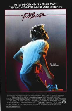 """""""Footloose"""" film"""