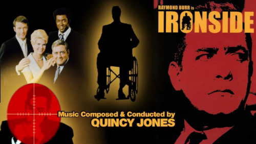 """Ironside"" série TV première version"