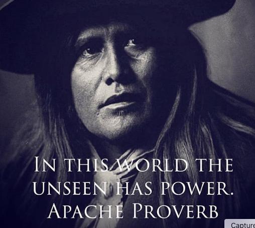 Proverbe apache